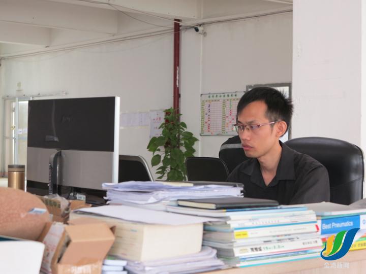 【奋战在一线】广东和氏工程师陈荣:青春在奋斗中闪光