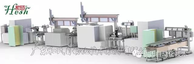 工业机器人知识:什么是桁架机器人?