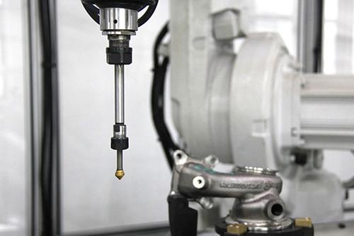 Robot Deburring