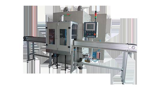 Deburring Machine for Flange