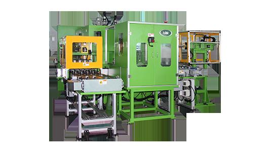 Deburring Machine for Bearing Block