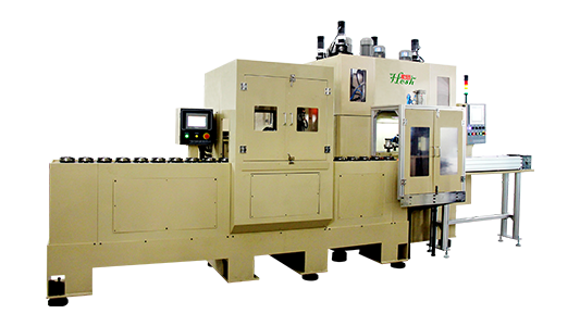 Deburring Machine for Cylinder