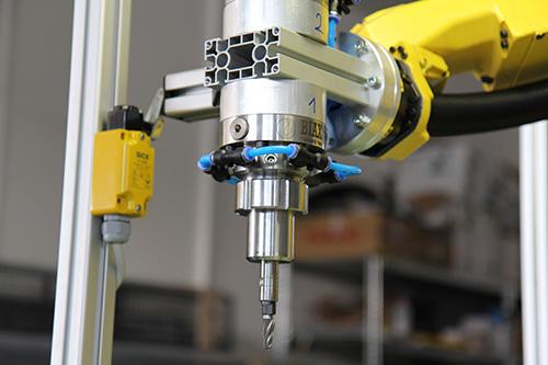 Pneumatic Deburring Tools