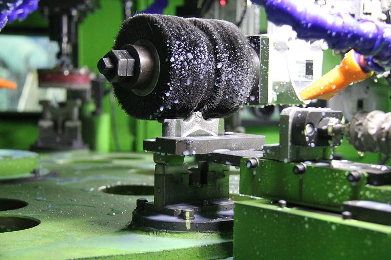 Brush Deburring Machines