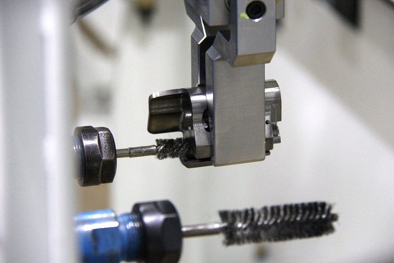Deburring Machines for Special Workpieces
