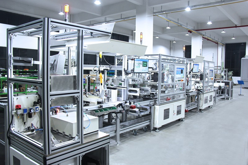 Automotive Electronic Assembling Line