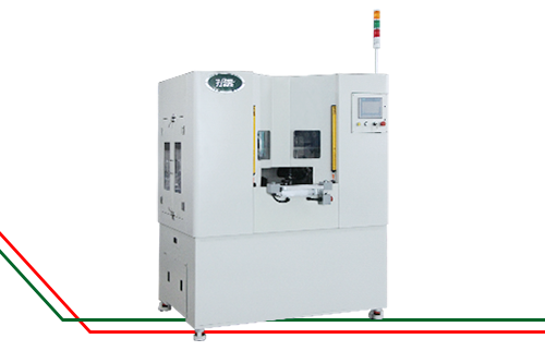Gear Chamfering and Deburring Machine
