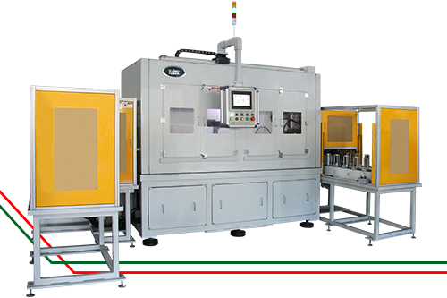 Deburring Machine for Gear Ring